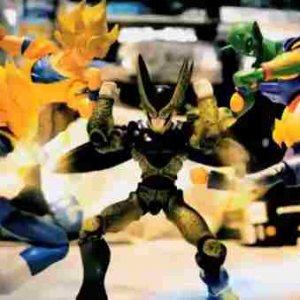 「ドラゴンボール」フィギュアを動かして作られたストップモーションアニメーションの完成度が高すぎる!!