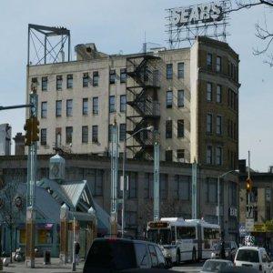 ブロンクスのシアーズが閉店、30年以上の歴史に幕