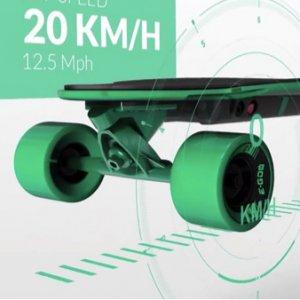 ソフトバンクが電動スケートボード「E-GO2」を販売開始!