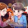 お祭り屋台で買う食べ物ってホント美味しい(*´▽`*)