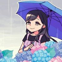 梅雨を愛でる♪雨の日を楽しむ余裕を持ちたいですね( *´艸`)