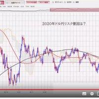 2020年のドル円・クロス円・株価のリスク要因とは?FX動画解説